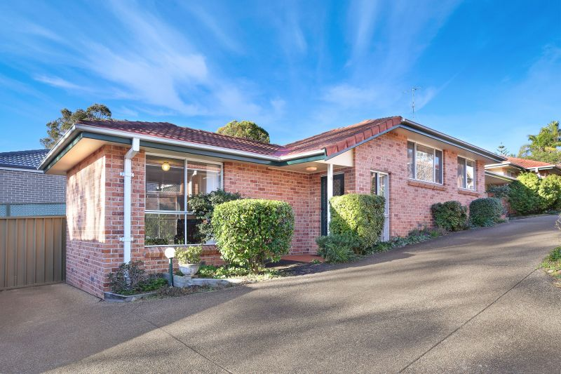 6/27 National Avenue, Loftus NSW 2232