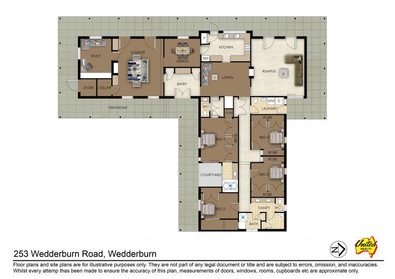 253 Wedderburn Road Wedderburn 2560