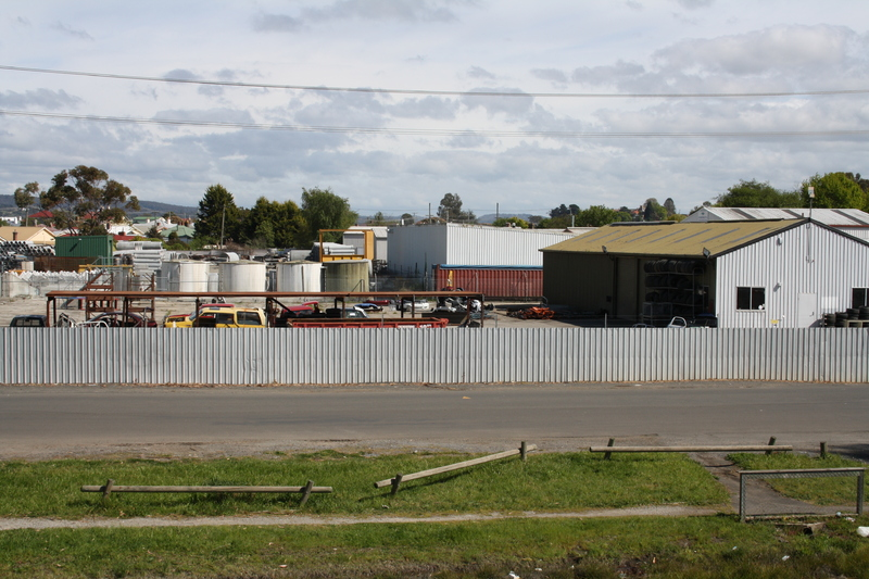 Warehouse with Large Yard in Invermay