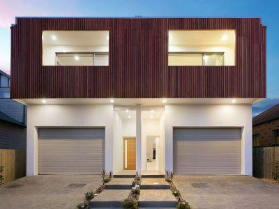 Contemporary Massive Home