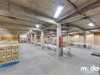 BIG SPACE, SMALL RENT! Low ceiling warehouse space available immediately! | Just $100 Per SQM