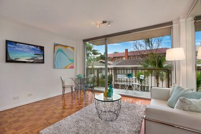 NORTH FACING APARTMENT WITH PARKING CLOSE TO WESTFIELD BONDI JUNCTION/TRANSPORT