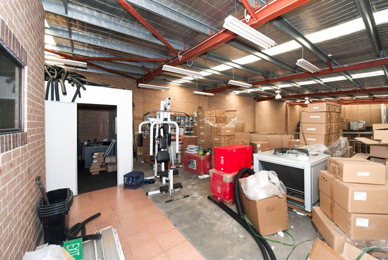 High Clearance Warehouse in Botany