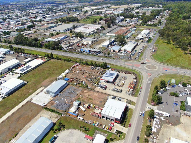 Industrial Land - Design & Construct