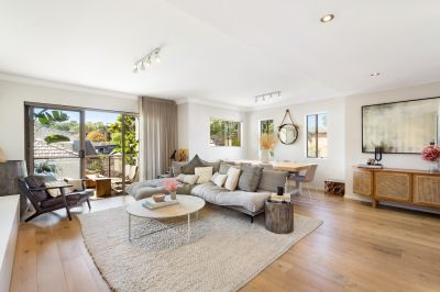 Renovated Apartment With Oversized North Facing Balcony