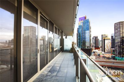 Epic: 23rd Floor - Fantastic Two Bedroom Apartment with Separate Study!