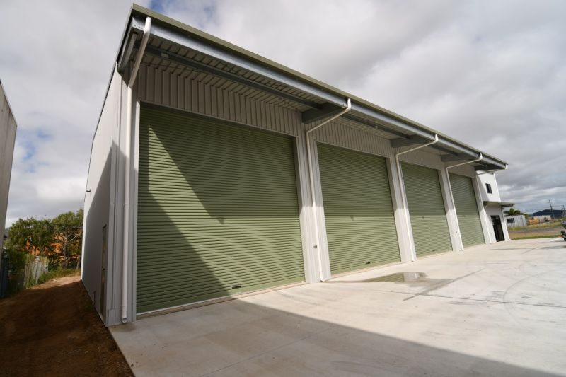 Brand New High Clearance Warehouse With Excess Hardstand