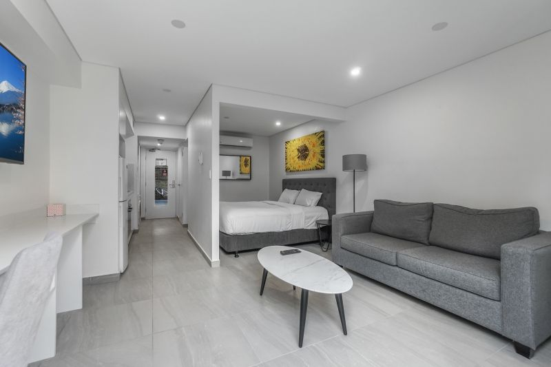 Fully Furnished Contemporary Accommodation With Bills Included Parramatta Rd, Summer Hill - The Merchant