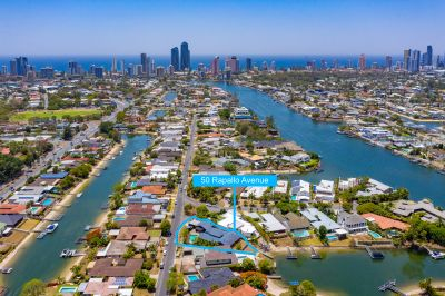 Stunning Waterfront Family Home on a Massive 1037m2 Block