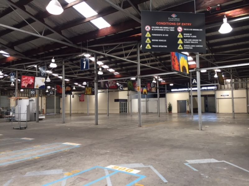 Flexible Warehouse Space