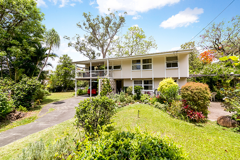2000sqms 2 houses 2 lots on the St Lucia side of Toowong