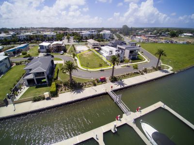 Affordable Waterside Land, with its own Deep Water Marina Berth!