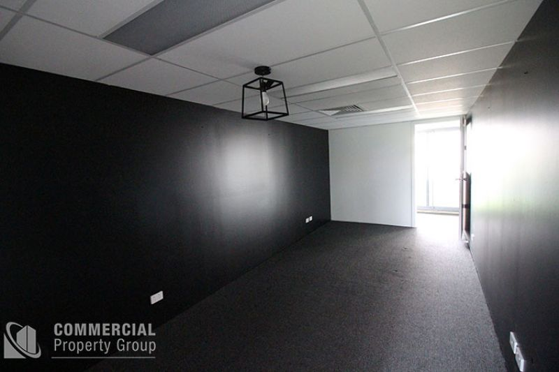 SELF CONTAINED OFFICE WITH GREAT OUTLOOK