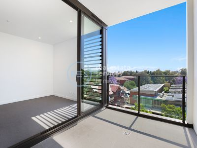 Brand New, Sunny 1-Bedroom Apartment in Marrick & Co.