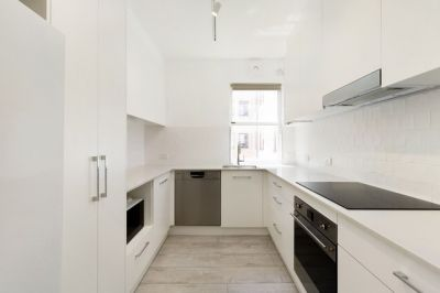 Flawlessly Renovated Apartment with District Views
