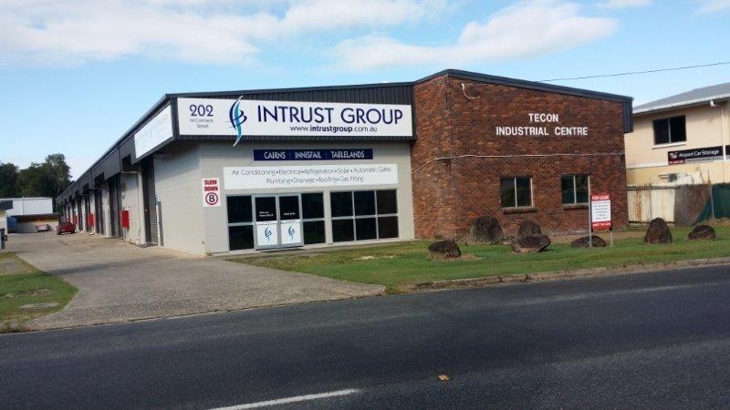 Industrial Warehouse + Mezzanine Offices