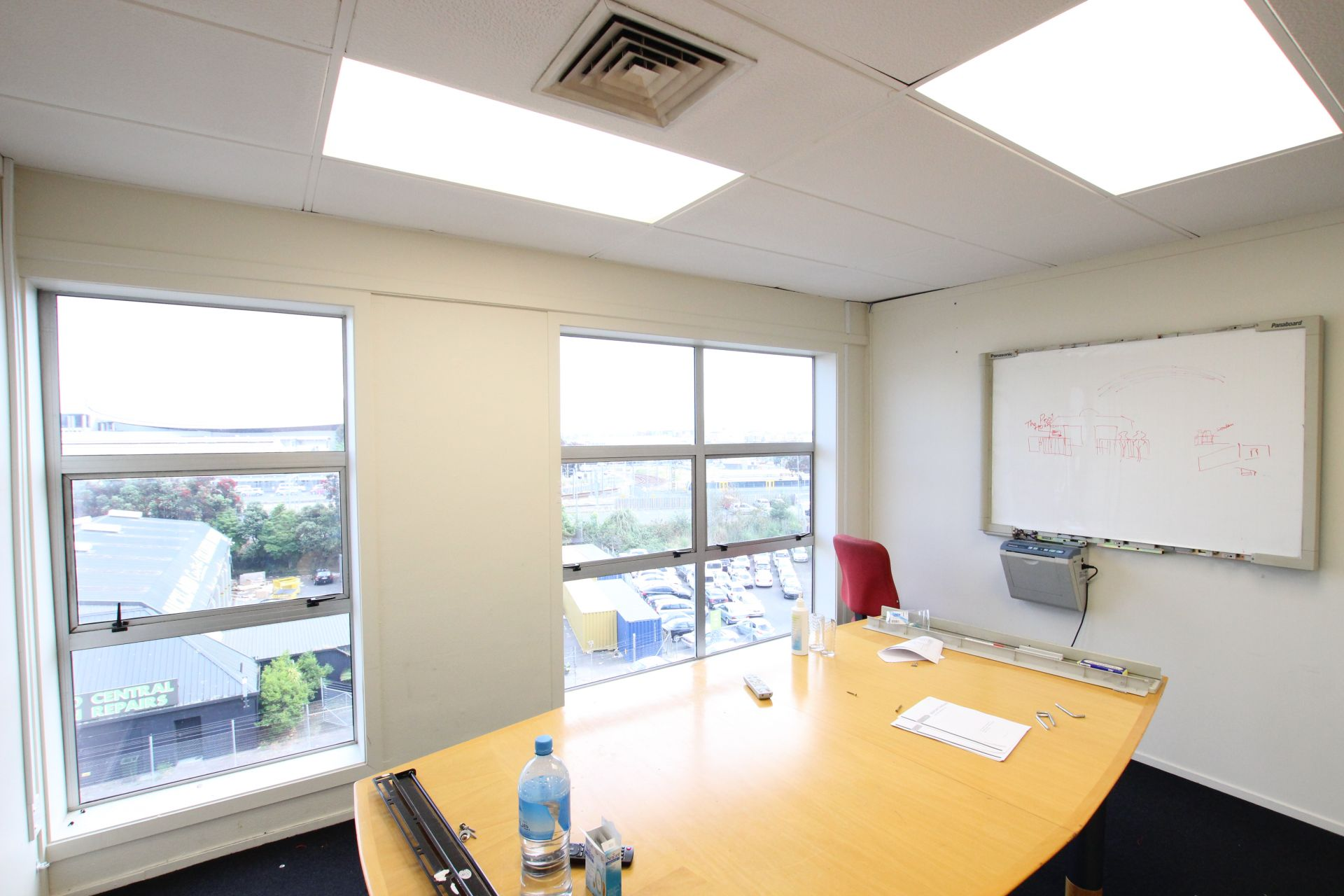 Affordable Parnell Office with Amazing View