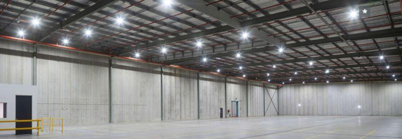Warehouse & Office