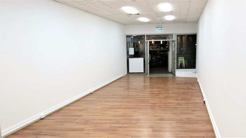 65m2 SHOP FOR LEASE