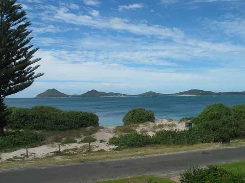 Endless Panoramic Views of Port Stephens