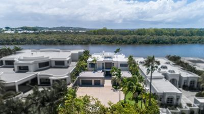 Revered and Unrivalled Main River Residence of Distinction