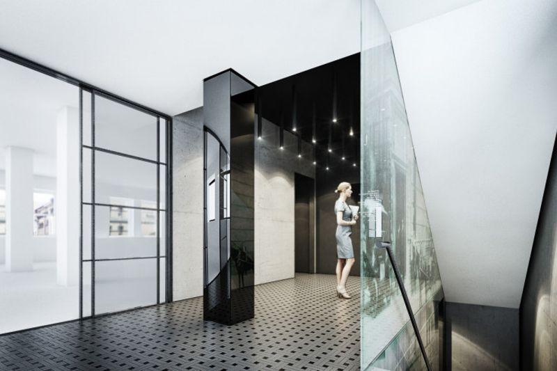 Creative warehouse space