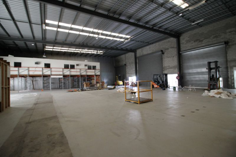 Prime Industrial Vacancy Located Along Busy Brisbane Road