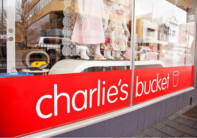 Charlie's Bucket