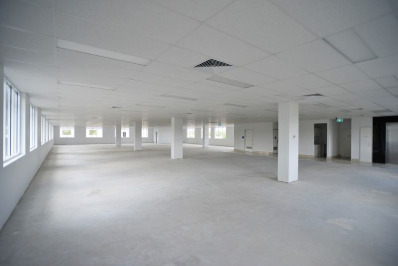 582m2* Office On Second Floor Of New Corporate Building
