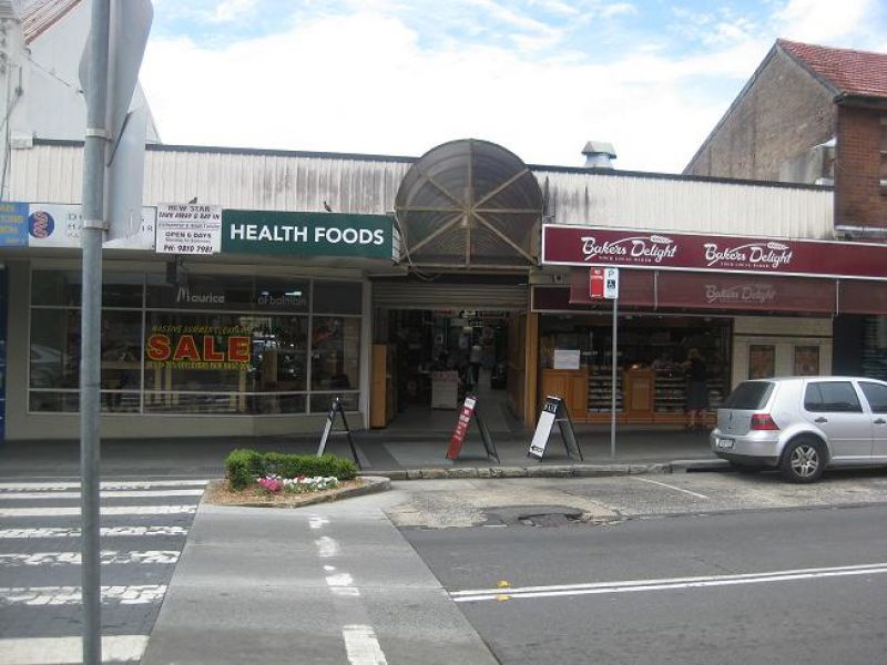 Balmain Village Arcade Retail Investment