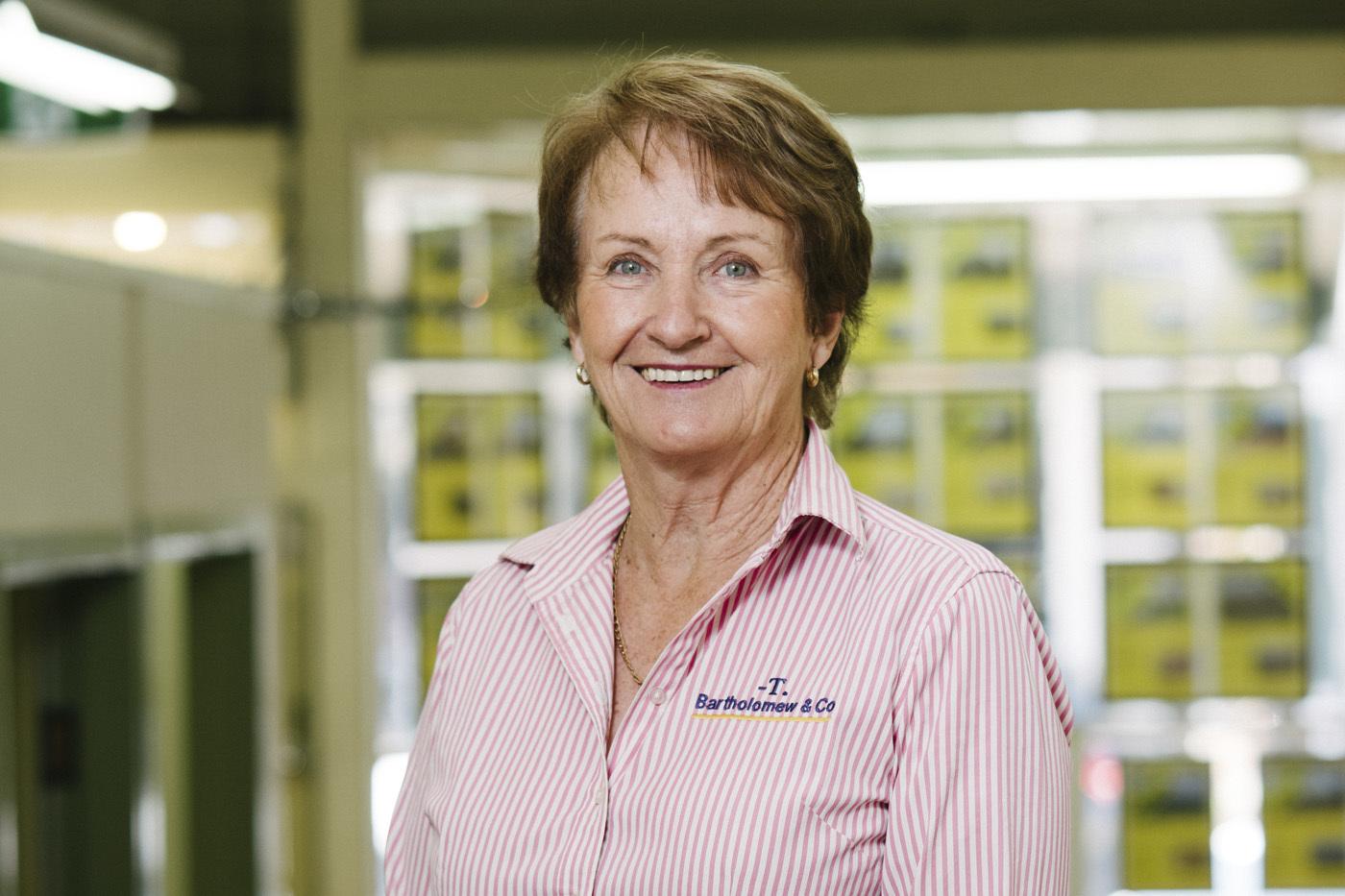Judy O'Reilly