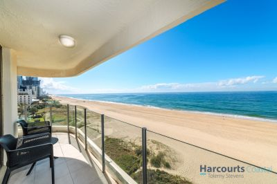 Absolute Beachfront 3bed Residence