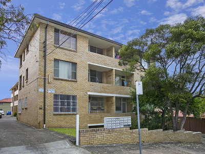 7/10 View Street, Marrickville