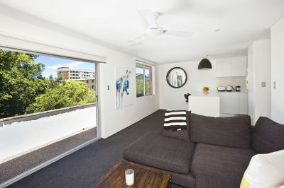 Affordable $$ Range - Spacious Top Floor Apartment With Stylish Interiors, Tranquil Leafy Outlook, Sunny NE Balcony & Garage