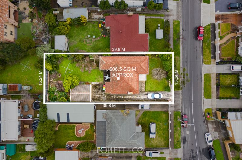 Position & Solid Potential to Redevelop or Renovate