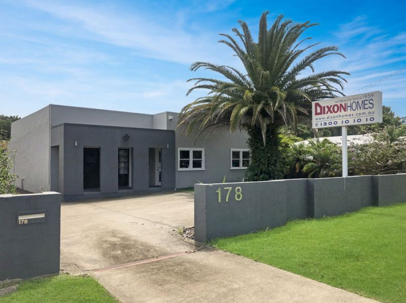 Investment and development opportunity in high exposure location...