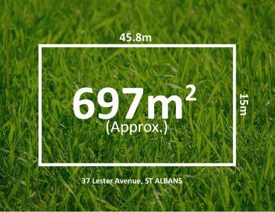 Rare Vacant Allotment of 697M2 In Premiere Locale