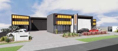 QUALITY INDUSTRIAL UNITS | AURA BUSINESS PARK
