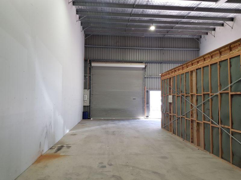 High Clearance + Roller Door Access