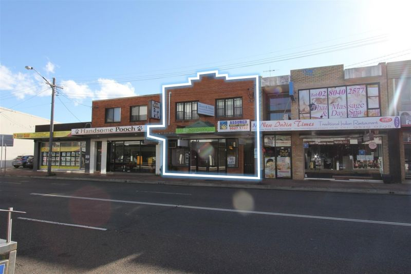 LEASED BY MITCH BROWN & RYAN MCMAHON - Affordable 46m² Office Space