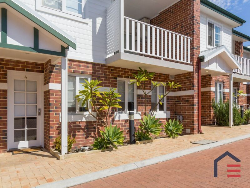 NEAR NEW ABODE IN VERY SMALL GROUP  - LEASED INVESTMENT