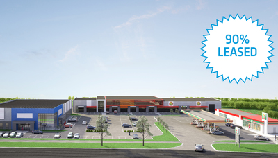 Williams Landing Retail & Business Centre