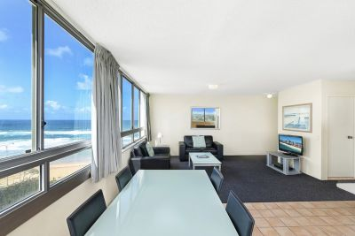 Beachside Beauty ! Uninterrupted Ocean Views from the 8th Floor!