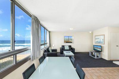 Beachside Beauty ! Uninterrupted Ocean Views from the 8th Floor!