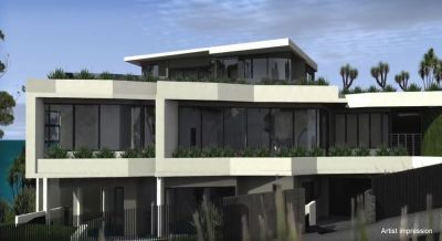 1,049sqm of land DA approved for magnificent three storey home