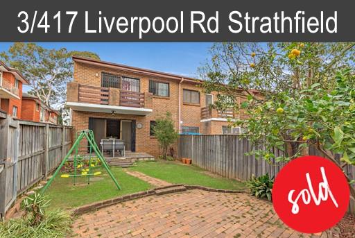 George & Maria   Liverpool Rd Strathfield
