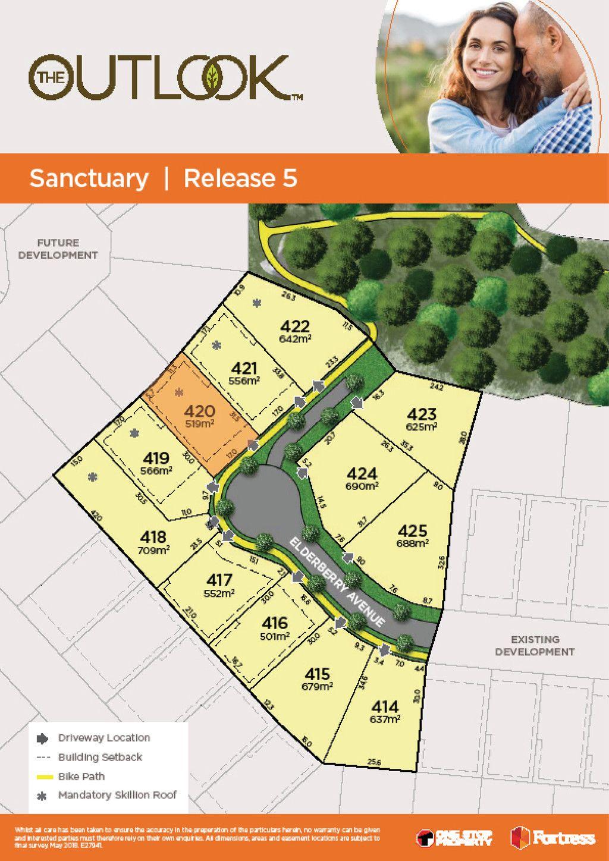 Lot 420 Elderberry Avenue, Bentley Park QLD 4869