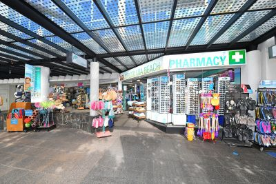 TROPHY RETAIL INVESTMENT ON 4 LOTS WITH PHARMACY