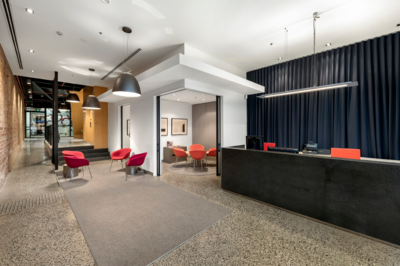 Irreplaceable and Impressive Commercial Office Investment