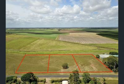 YOUR CHOICE OF 3 PRIME ACREAGE BLOCKS WITH A RURAL BACKDROP ON THE CITY FRINGE!